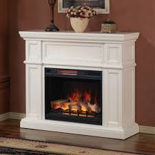 artesian white infrared electric fireplace mantel and mantle grill with endearing large wood fireplace mantels your