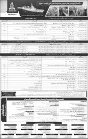 Join Pakistan Navy As Civilians Jobs 2020 A Batch