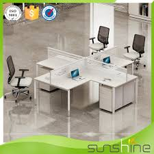 office cubicle design layout. Staff Office Cubicle Design 4 Person Modern Workstation Layout Computer Manufacturer Wholesale From China