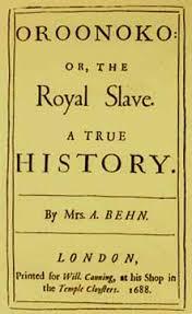 alex kurtagic aphra behn s oroonoko or the royal slave  oroonoko title page 1688