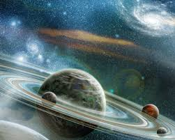 Space Galaxy Planets Stars Space Sci Fi ...