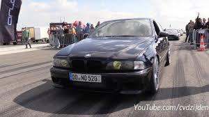 Watch This 950-Horsepower BMW E39 M5 Rip Through the Half Mile ...