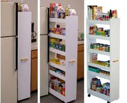 kitchen storage furniture ideas. Kitchen Storage Ideas That Will Enhance Your Space-Pull-Out Pantry Cabinet Furniture