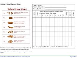 Patient Stool Record Chart Template Ehealth Saskatchewan