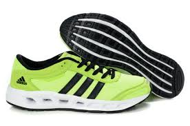 adidas running shoes for men. high-grade adidas running shoes men green black white vnqxzknj for