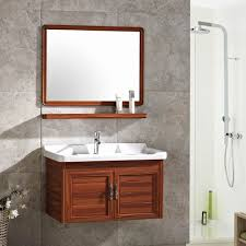 Bathroom Cabinet Designs Modern Design Bathroom Cabinet Vanity With Counter Top Wash Basin Mirror Cabinet Aluminum Bathroom Cabinet With Single Sink Buy Bathroom Cabinet