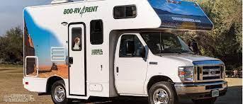 Compact RV Rental Model 19' - Cruise America