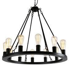 journee lighting. Journee Home Rifkin Iron 25-inch Hardwired Chandelier - Free Shipping Today Overstock 23426315 Lighting N