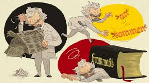 the awful german language re ed com in 1880 mark twain wrote the now infamous essay the awful german language an account of his frustrations the german language
