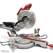 craftsman sliding miter saw. sliding miter saw review: chicago craftsman