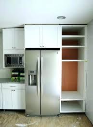 cabinets above refrigerator above refrigerator cabinets kitchen cabinet refrigerator s kitchen cabinets above refrigerator wine refrigerator