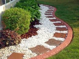 Wonderful 18 Simple And Easy Rock Garden Ideas Along With Garden Ideas Rocks