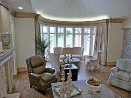 Beautiful floor to ceiling bay windows designed by Majestic Construction