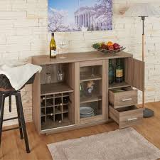 buffet server furniture. Buffet Server Liquor Storage Cabinet Bottles Wine Bar Furniture And Side Boards