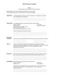Resume Pdf Template Free Download Job Resume Pdf Word Job Resume