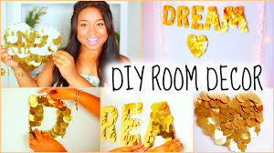 diy tumblr room decor for teens cheap cute youtube