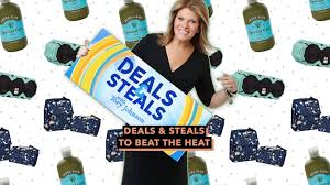 gma deals and steals on even more s to beat the heat in kitchen bedding clothing and tech