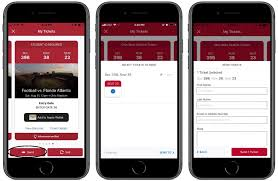 Wvu My Chart Mobile App Student Mobile Ticket Hints Ohio State Buckeyes