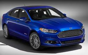 Ford Fusion Blue Concept Picture Wallpaper Review And - Ford fusion exterior colors