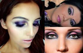 1 makeup tips and trends for fall tutorial purple eye makeup and party pink and pretty purple eye makeup tutorial