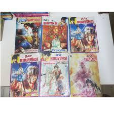 Truyện tranh 9x xưa Bát Khuyển Sĩ - Trọn bộ truyện tranh, tiểu thuyết trọn  bộ, manga