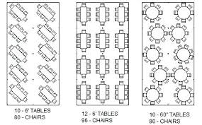 60 round table seats how many inch round table seats inch round table seats how many