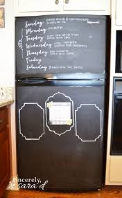 Chalkboard Kitchen Chalkboard Ideas And Tips Sincerely Sara D
