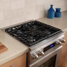 Why Dual Fuel Range Dacor Dr30d 30 Inch Pro Style Dual Fuel Range With Convection