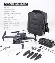 Trả góp 0%][ NEW ] Flycam SG906 Max SG906 Pro 3 Camera 4K UHD + EVO Gimbal  chống rung EIS 3 trục Chức Năng Tránh Chướng Ngại Vật