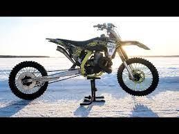 700cc 2 stroke zabel dirt bike test