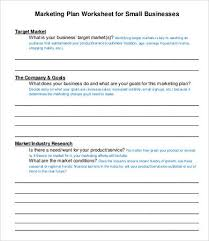 Small Business Plan Template -9+ Free Sample, Example, Format | Free ...