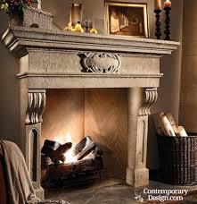 fireplace ideas in old prepare 5