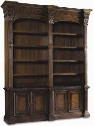 European Renaissance II Double Bookshelf by Hooker Furniture