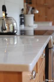 carrara marble countertops a review today i am sharing our new carrara marble countertops