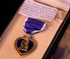 edward suznavick s purple heart