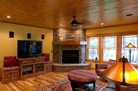 Living Room Corner Fireplace Decorating 20 Best Ideas Corner Fireplace In Living Room