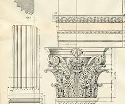 Architecture Printable Corinthian Columns Diagram Printable