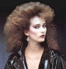hairstyles in the 80s were big bold and beautiful if youu0027re going to make a statement