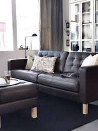 Small Picture Im actually considering a white leather couch and the Ikea