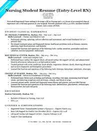 Registered Nurse Resume Skills Nurses Skills Resume Professional