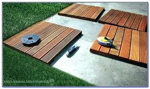 snap deck tiles glamorous together interlocking wood ikea