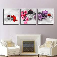 2018 canvas painting home decor hd prints poster flower and scented tea cup pictures kitchen restaurant wall art framework from wallstickerworld  on home decor wall art au with 2018 canvas painting home decor hd prints poster flower and scented