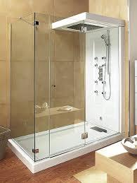shower prefab shower stalls rectangular shower stall sizes stall size shower curtain rod shower stall