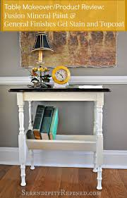 painted furniture blogsSerendipity Refined Blog Product Review Fusion Mineral Paint