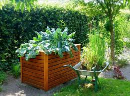 Small Picture Raised Bed Gardens and Small Plot Gardening Tips The Old