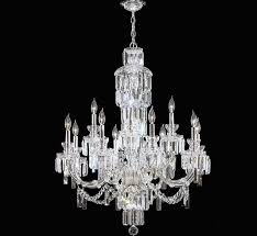 buckingham 18 light extra large crystal chandelier