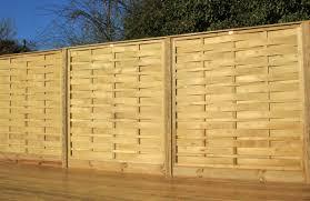 fence panels.  Panels Aran Fence Panels On A