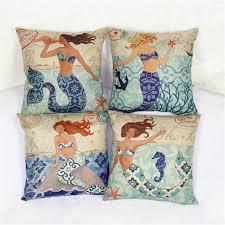 Ikea Linen Pillow Cover