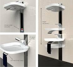 shower sink combo toilet