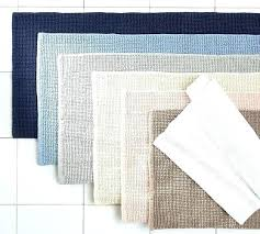 blue and white bathroom rugs navy rug appealing bath round modern gray s bookmarks desi